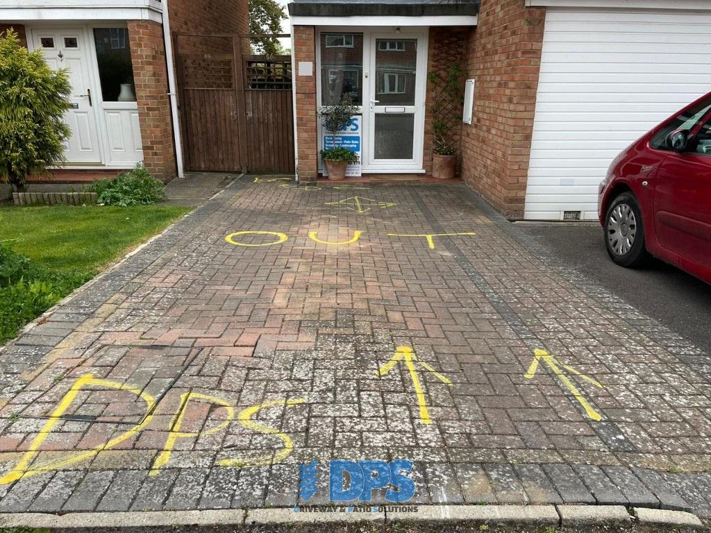 Block Paved Driveway in Cheltenham (1)