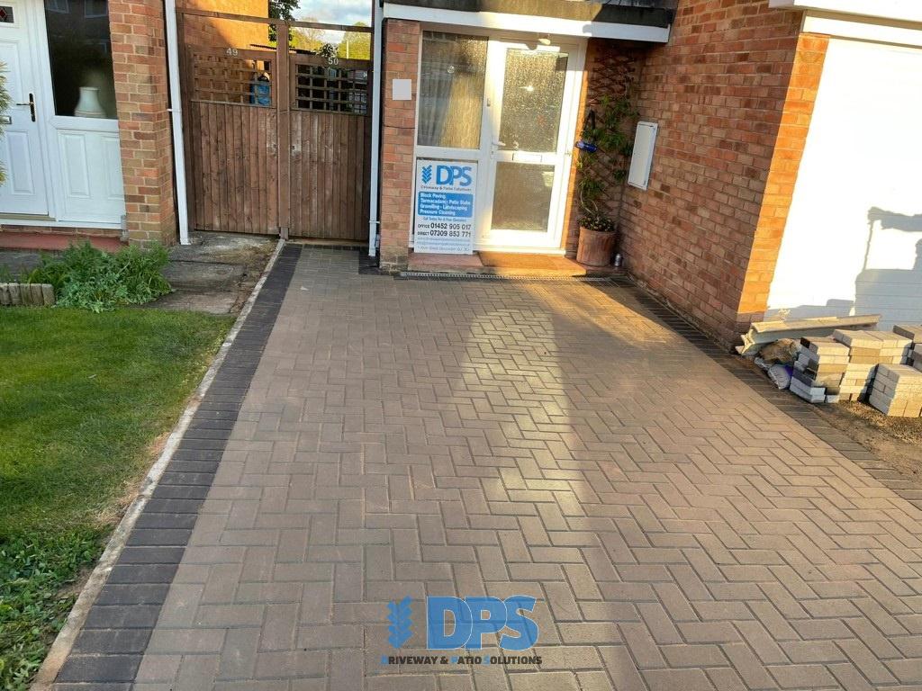 Block Paved Driveway in Cheltenham (4)