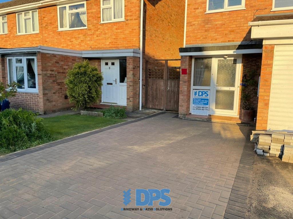 Block Paved Driveway in Cheltenham (6)
