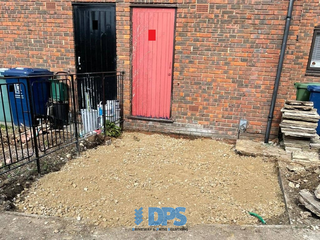 Block Paved Patio and Driveway in Gloucester (2)