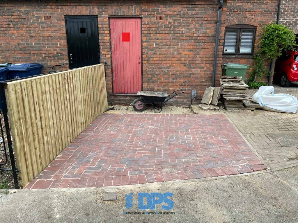 Block Paved Patio and Driveway in Gloucester (3)