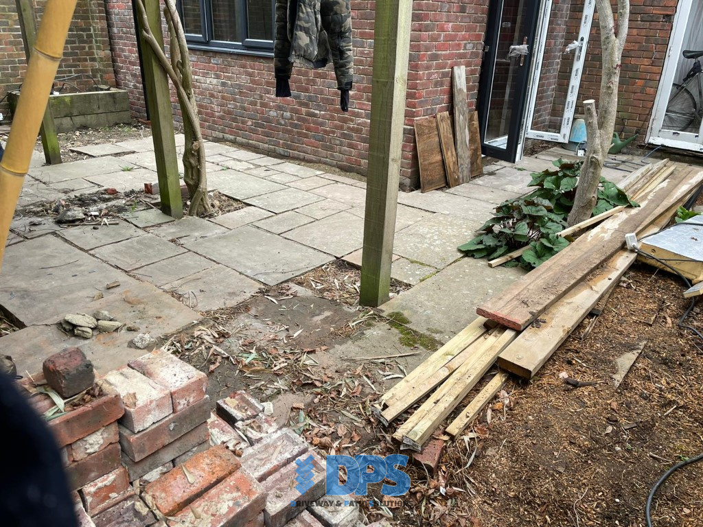Block Paved Patio and Driveway in Gloucester (4)