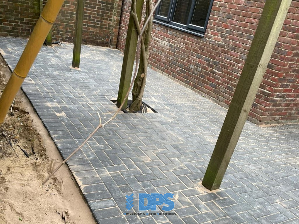 Block Paved Patio and Driveway in Gloucester (8)