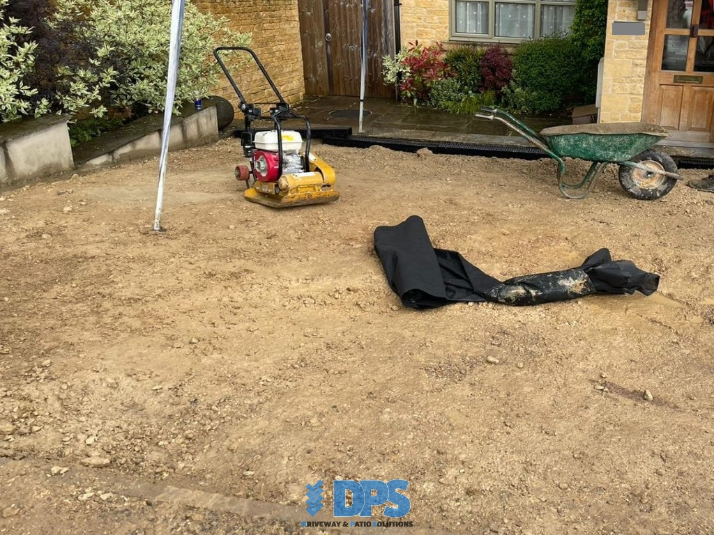 Tegula Paved Driveway in Stow-on-the-Wold (3)